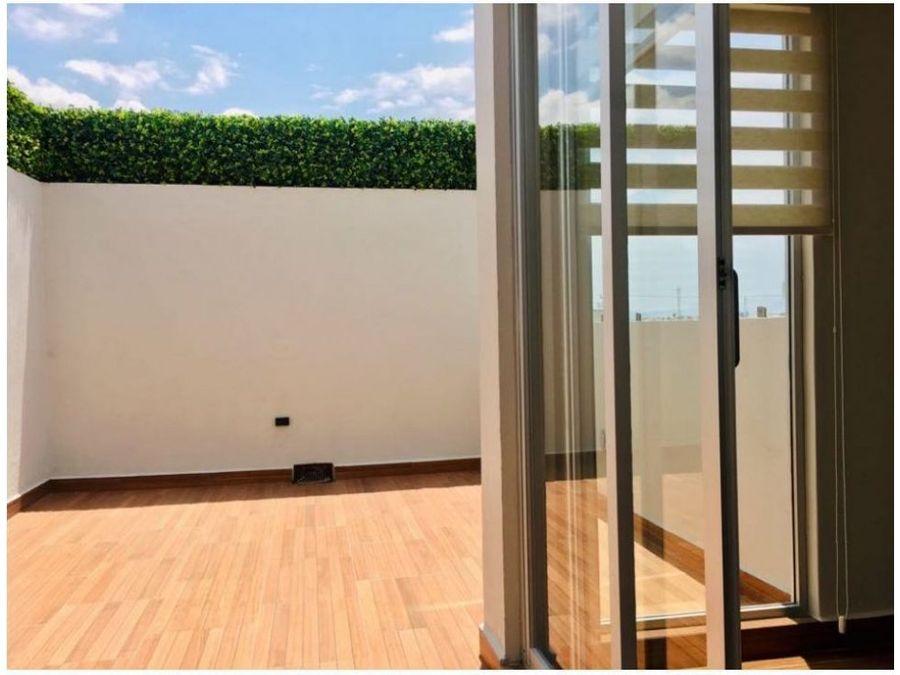 casa en venta san mateo atenco residencial florencia con roof garden