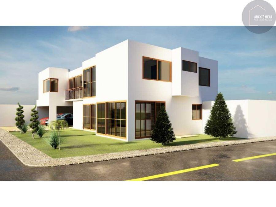 casa en venta san isidro gardens zona 16 entrega en diciembre 2020