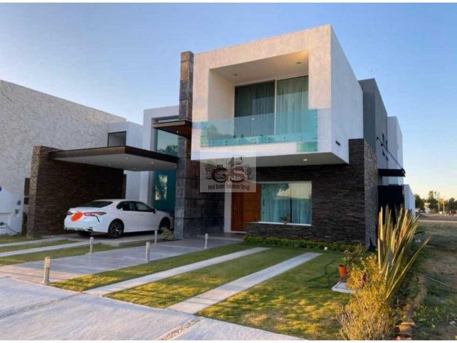 casa en venta san lorenzo residencial celaya gto