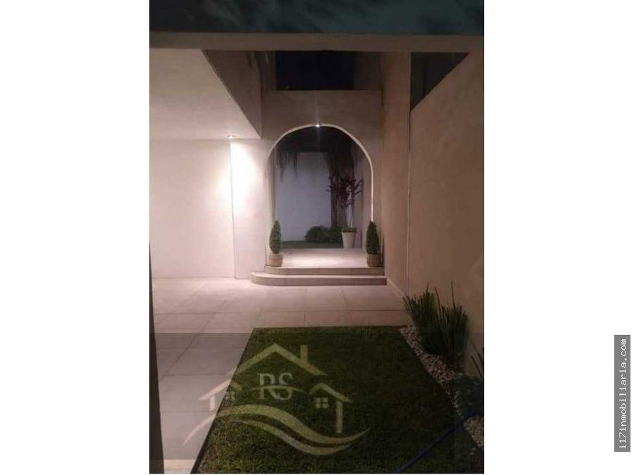 casa en venta sector sacramento mitras poniente