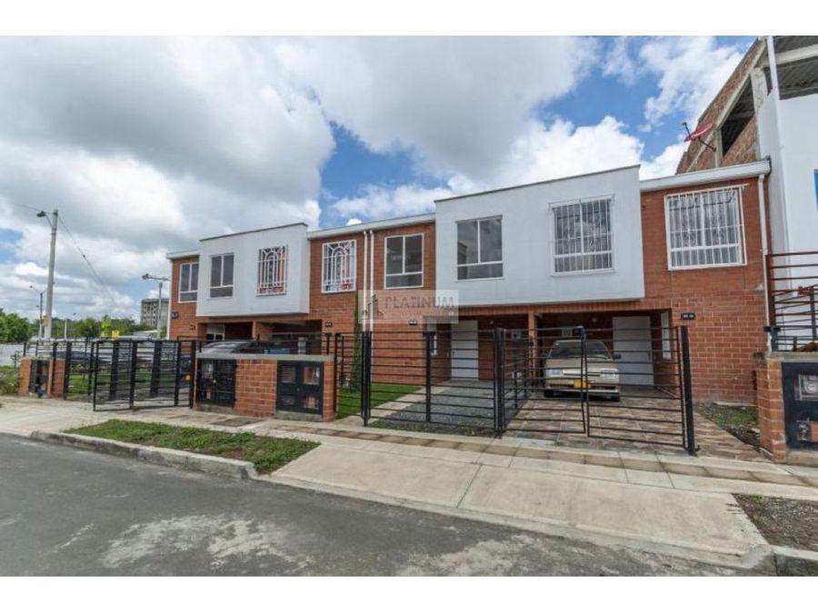 casa independiente nueva en venta en ciudad pacifica cali am