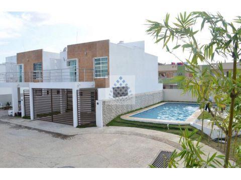 casa en venta residencial pomoca villahermosa