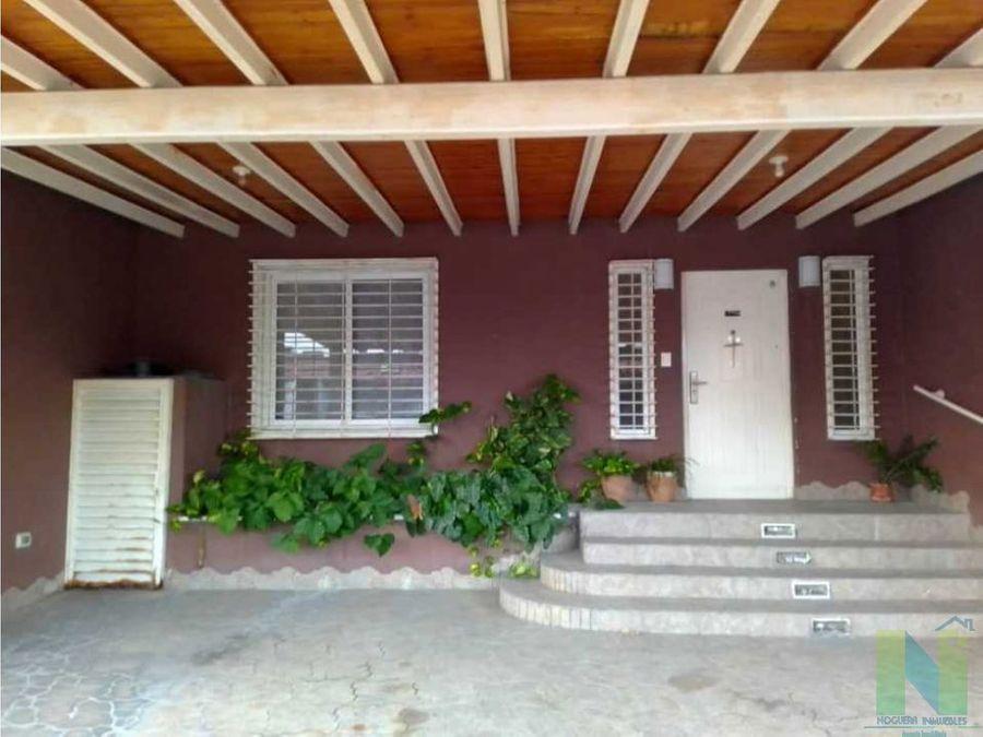 casa en venta urb copacoa i cabudare
