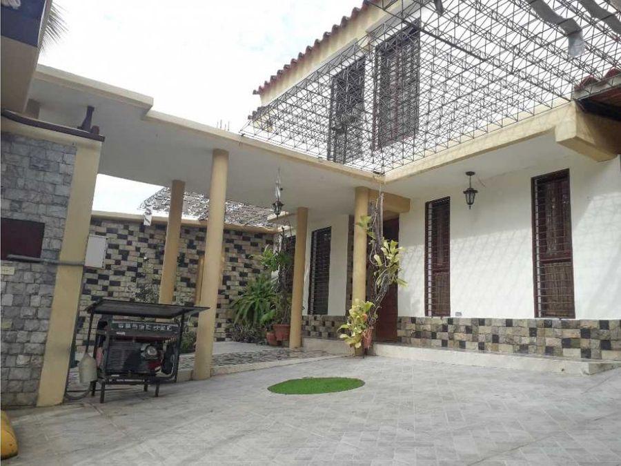 casa en venta urbanizacion monte real este de barquisimeto