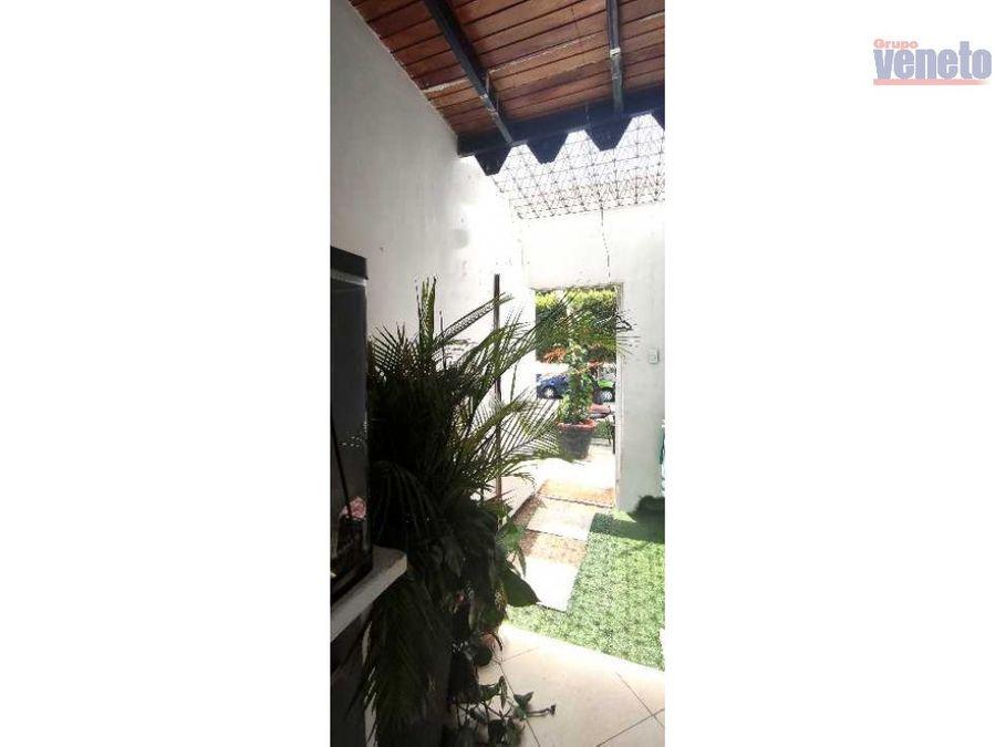 casa en venta urbanizacion tarabana plaza