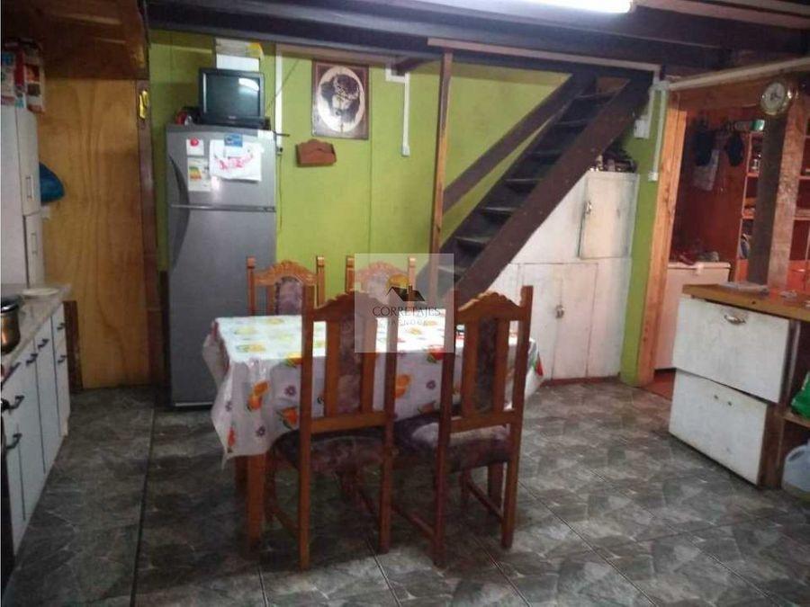 casa en venta villa cordillera pucon