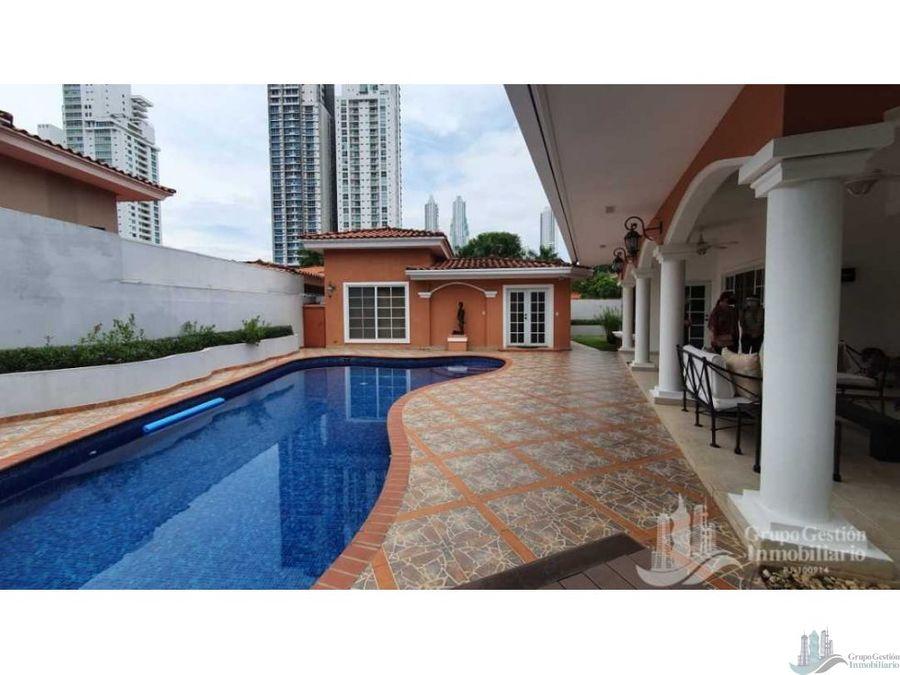 casa en ventaalquiler con piscina costa del este costa serena
