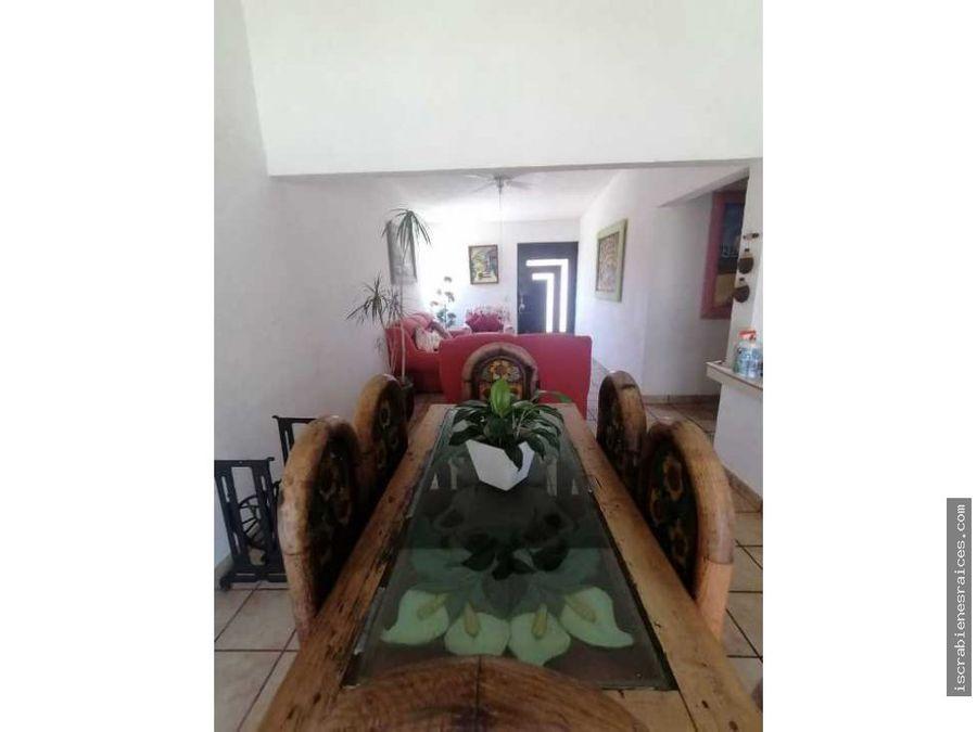 casa en vergeles de oaxtepec en venta