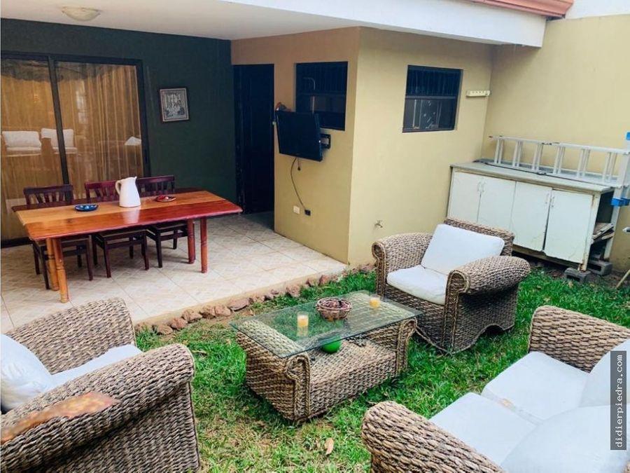 casa en villas de ayarco residencial isabel