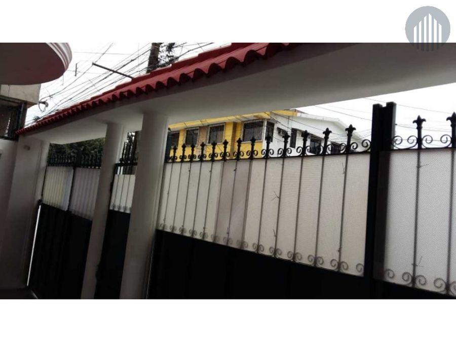 casa elegante en cdla bellavista guayaquil ecuador