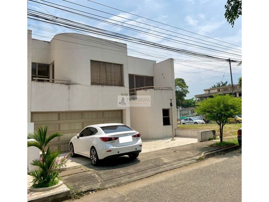 casa externa en venta en el ingenio fd
