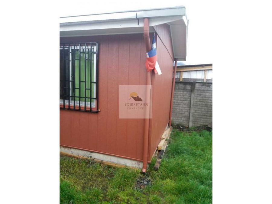 casa excelente ubicacion pucon villa los jardines