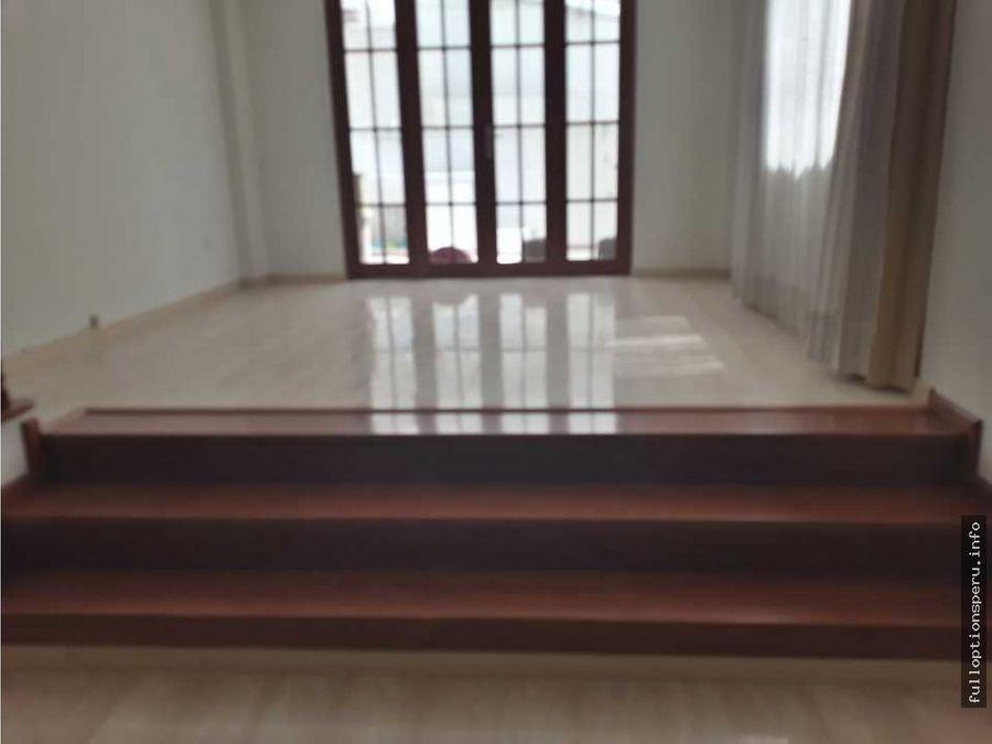 casa exclusiva en venta yanahuara