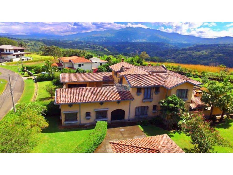 casa independiente para alquiler en la guacima hacienda los reyes