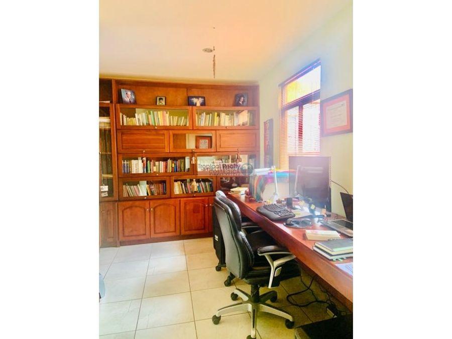 casa independiente para venta escazu san antonio