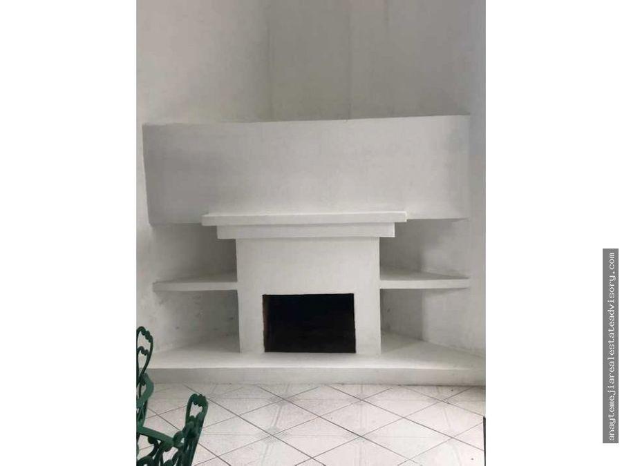 casa ideal para oficina a puerta cerrada en renta zona 12
