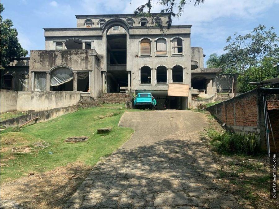 casa lote independiente en venta en ciudad jardin cali fd