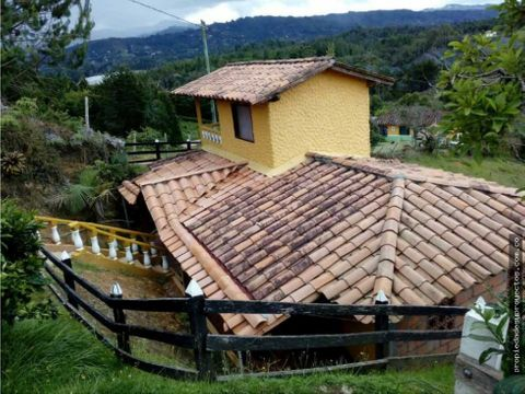 casa lote para venta en la vereda el carmin de rionegro