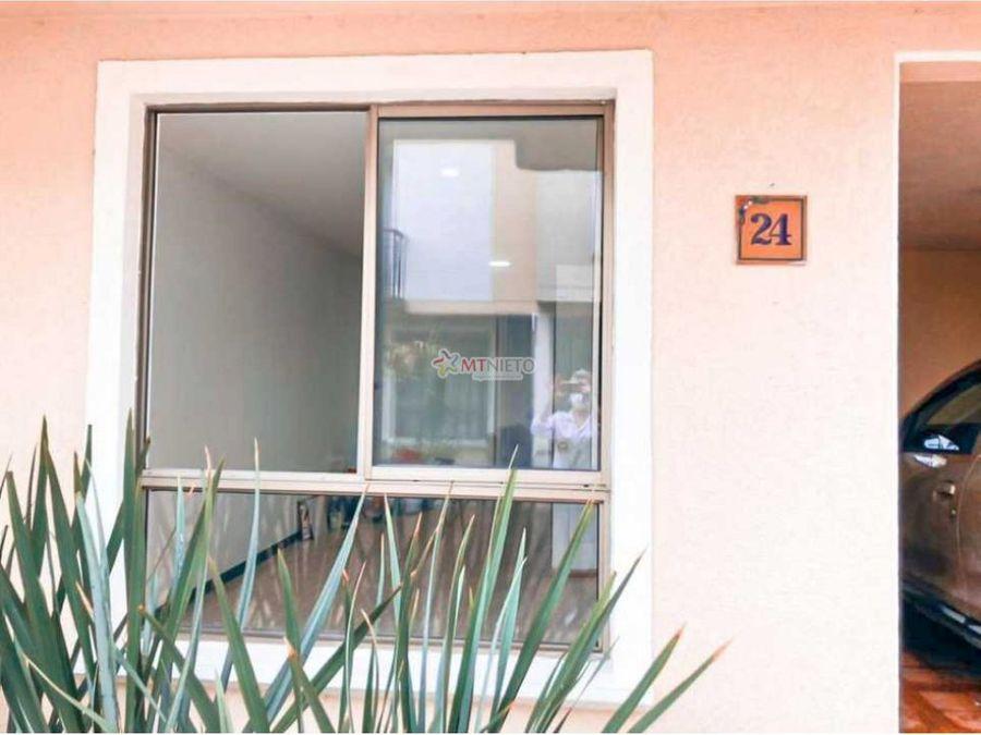 casa en condominio de 3 alcobas area 116 m2 la estancia
