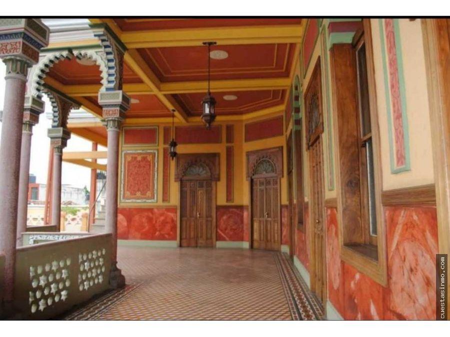 casa mozarabe impresionante en chistorico 1