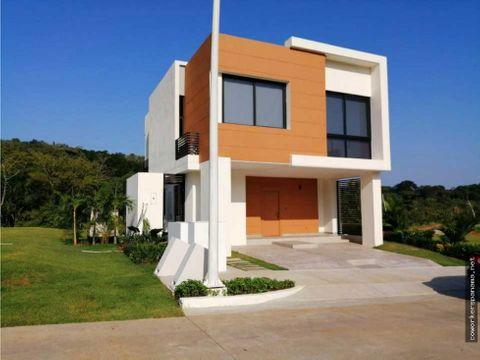 casa modelo granate en la comunidad green city