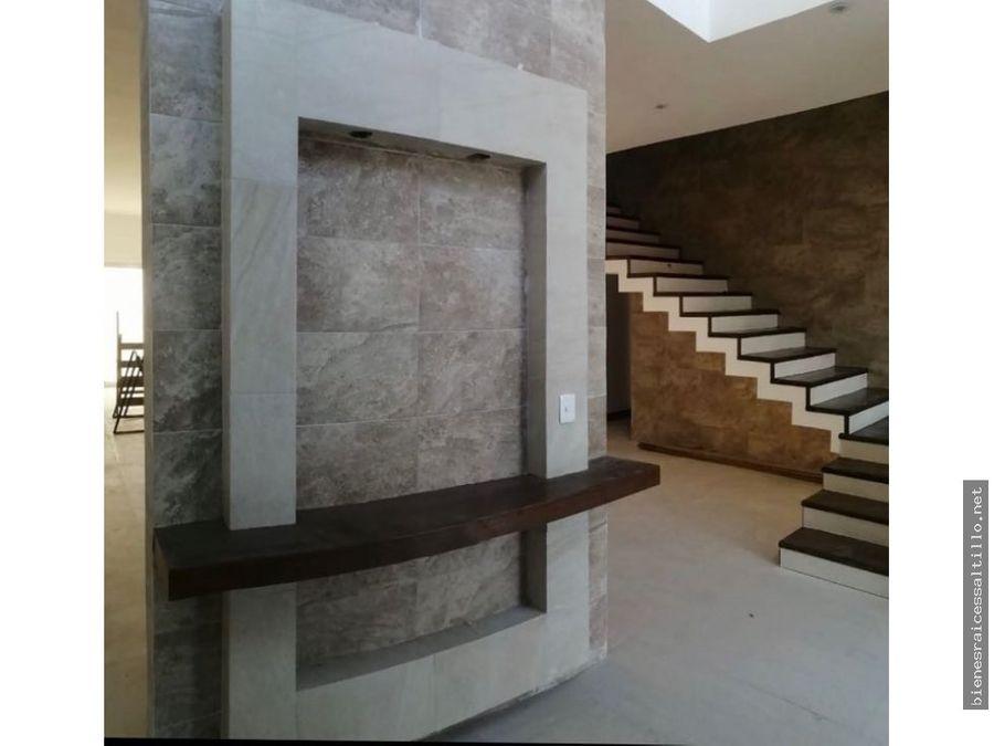 casa muy moderna hermosa en alcazar