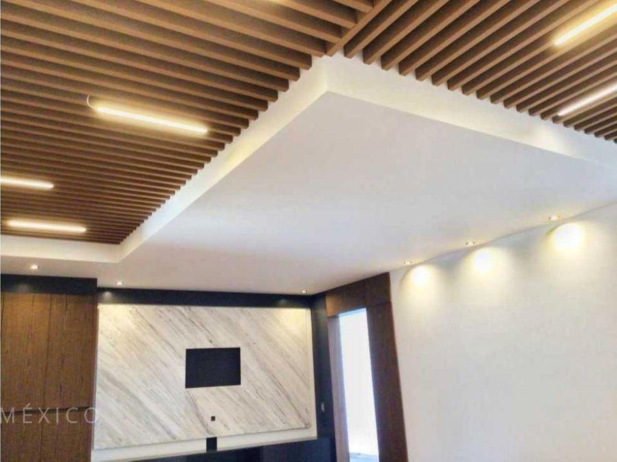 casa nueva en bosque real huixquilucan