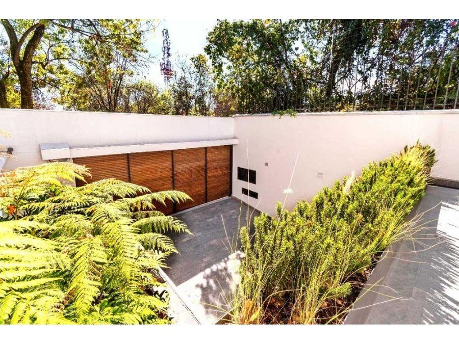 venta casa nueva en bosques de las lomas