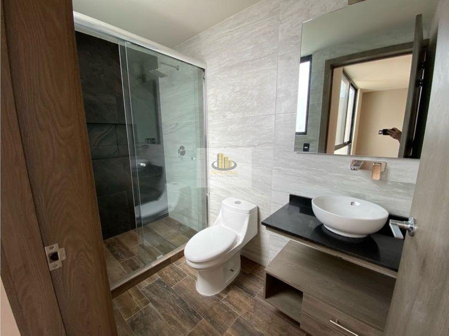 casa nueva en venta nobel residencial 4 recs con bano y roof garden