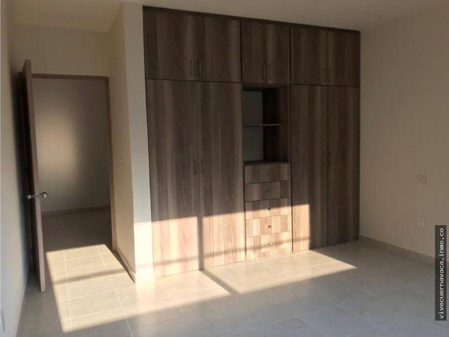casa nueva en venta norte de cuernavaca