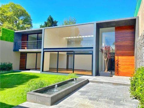 casa nueva jardines del pedregal