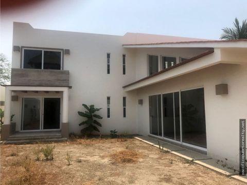 casa nueva recien terminada estrena para renta
