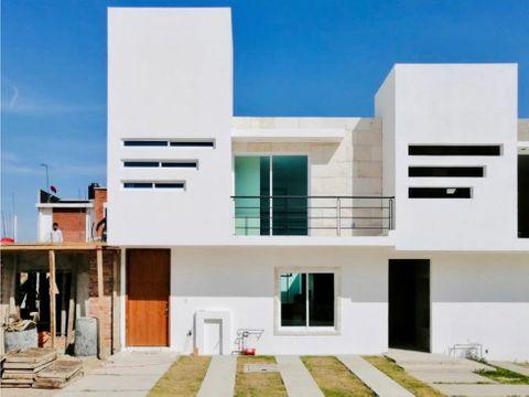 casa nueva venta toluca metepec en residencial