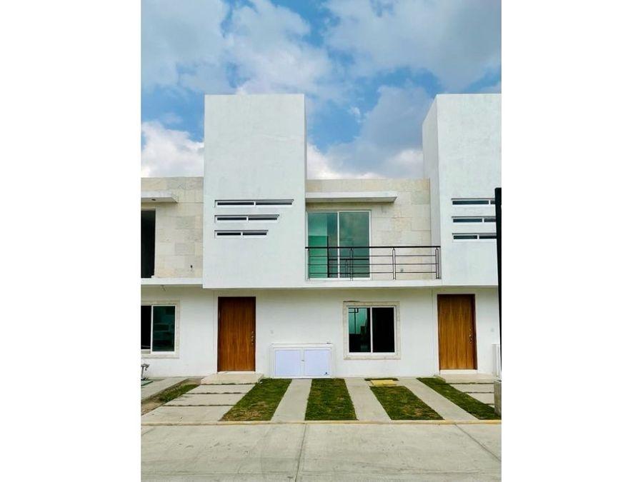 casa nueva venta toluca metepec en residencial victoria