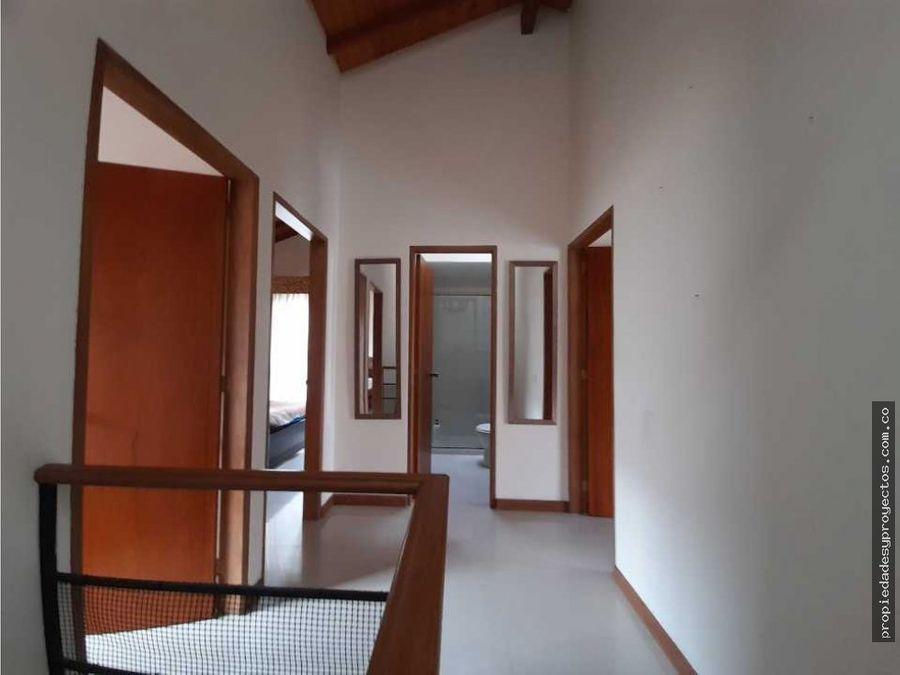 casa para arriendo en rionegro sector gualanday