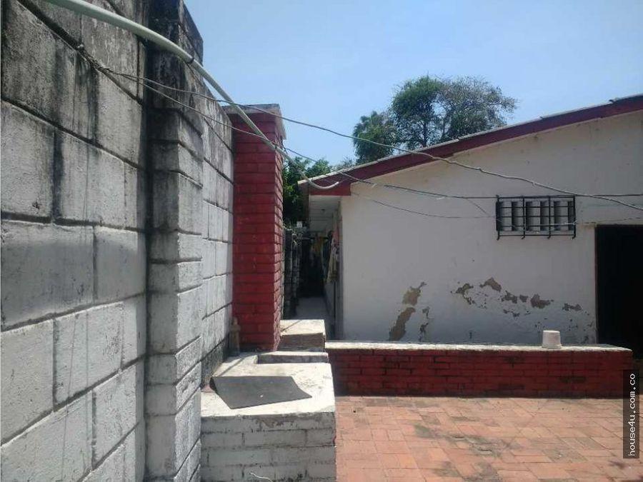 venta casa lote barrio san vicente barranquilla