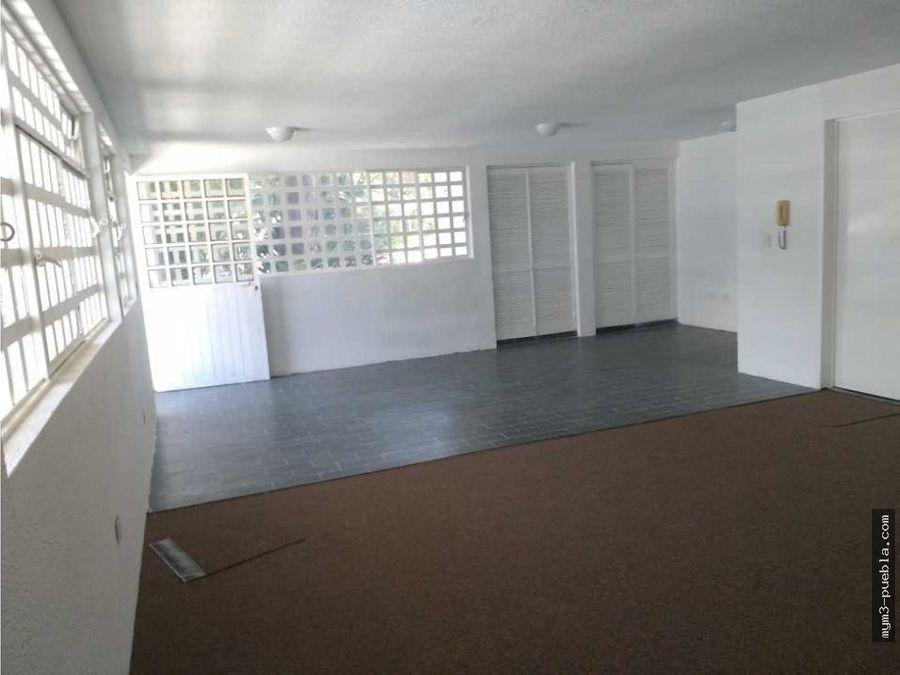 casa en renta ideal para oficina zona plaza crystal