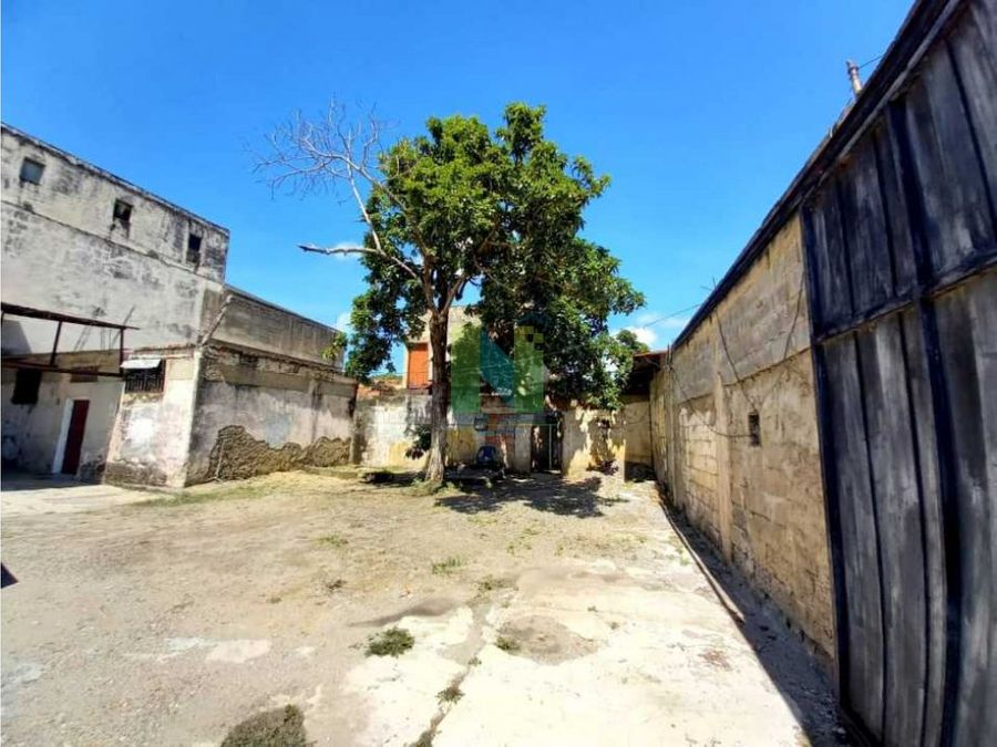 casa para remodelar en venta carrera 16 barquisimeto