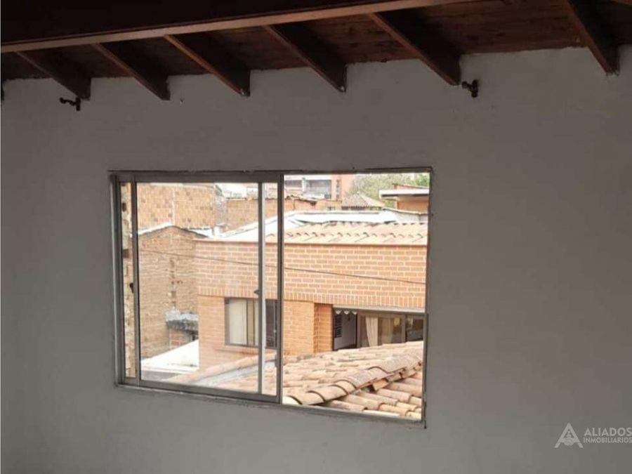 casa piso 2 y duplex 3 y 4 en envigado alcala