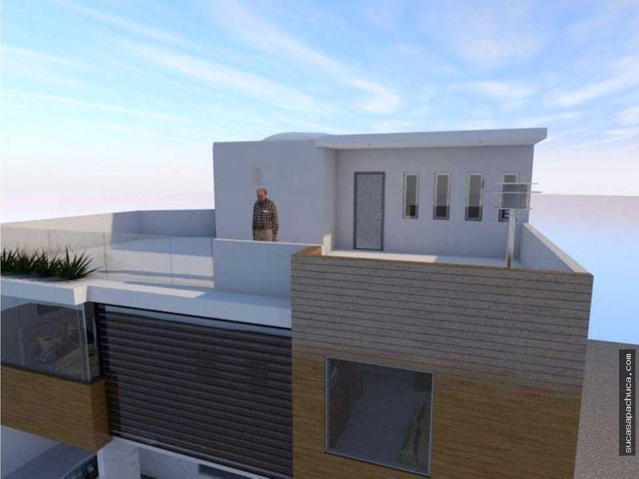 casa proyecto en venta en los frailes