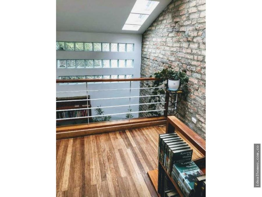 casa arriendo amoblada terraza chapinero alto