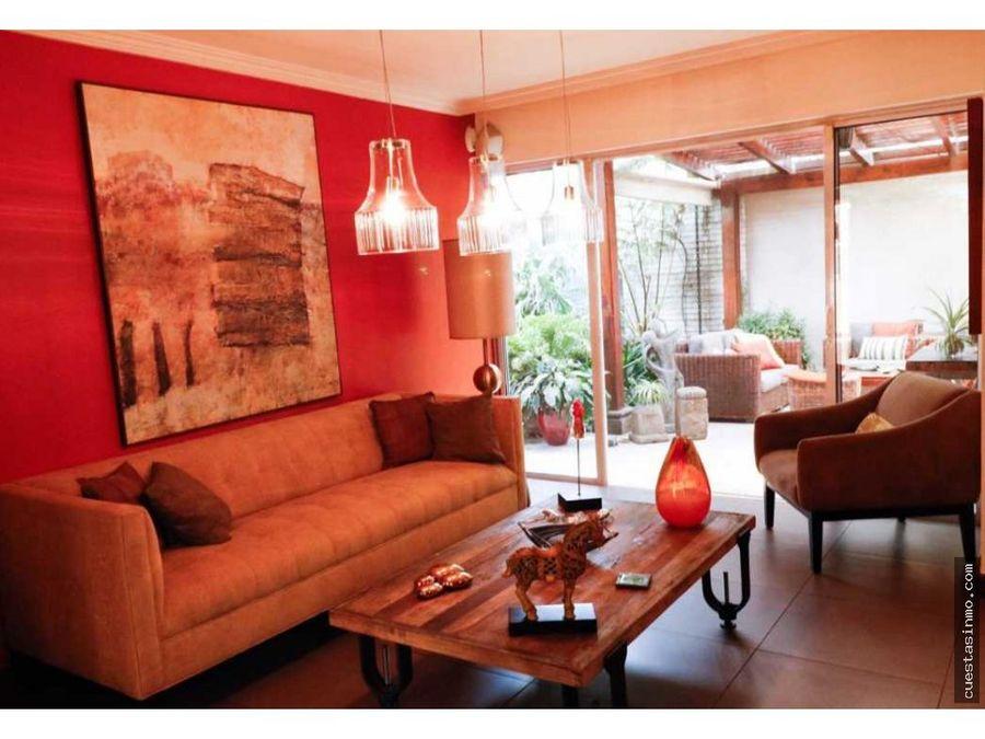 casa renta condominio por la villa zona 14 1