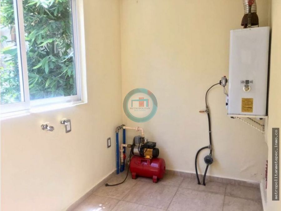 casa en venta en metepec en fracc hacienda guadalupe