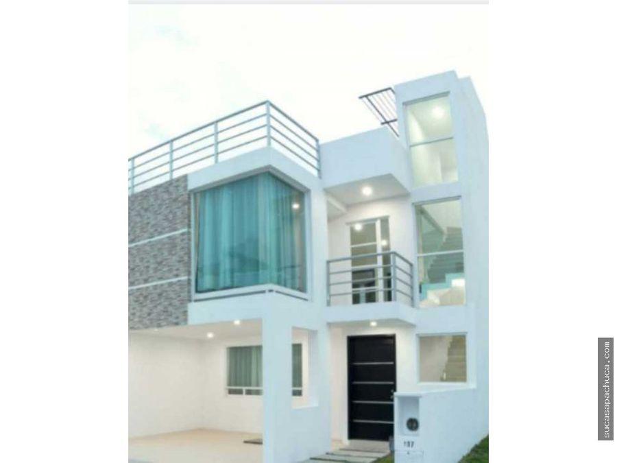 casa residencial en fraccionamiento privado