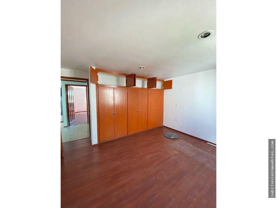 casa residencial en renta o venta en real del valle pachuca