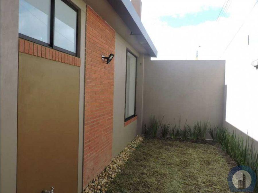 casa un piso estrenar zona verde privada
