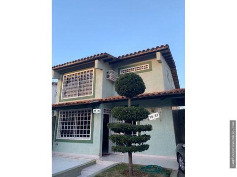 casa urb plaza caribe dos plantas