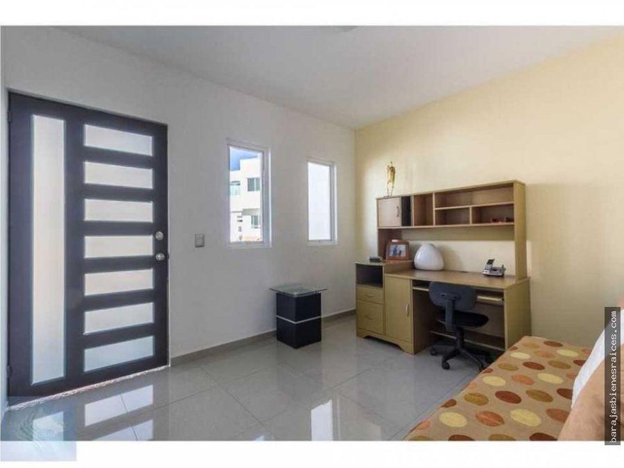 casas nuevas con alberca y jardin en condominio jiutepec