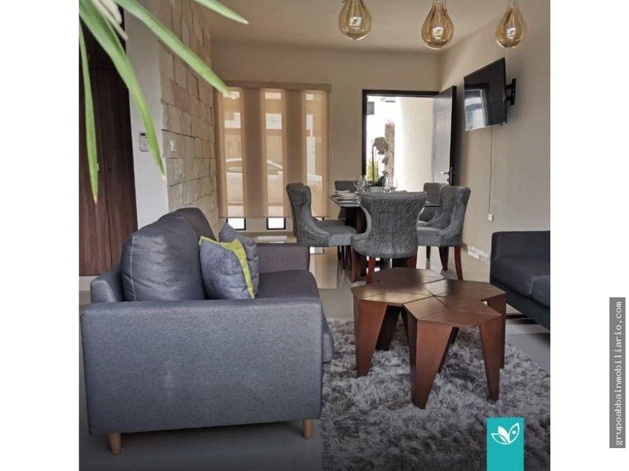 casas nuevas en venta cluster 7 bambu real campestre zona country