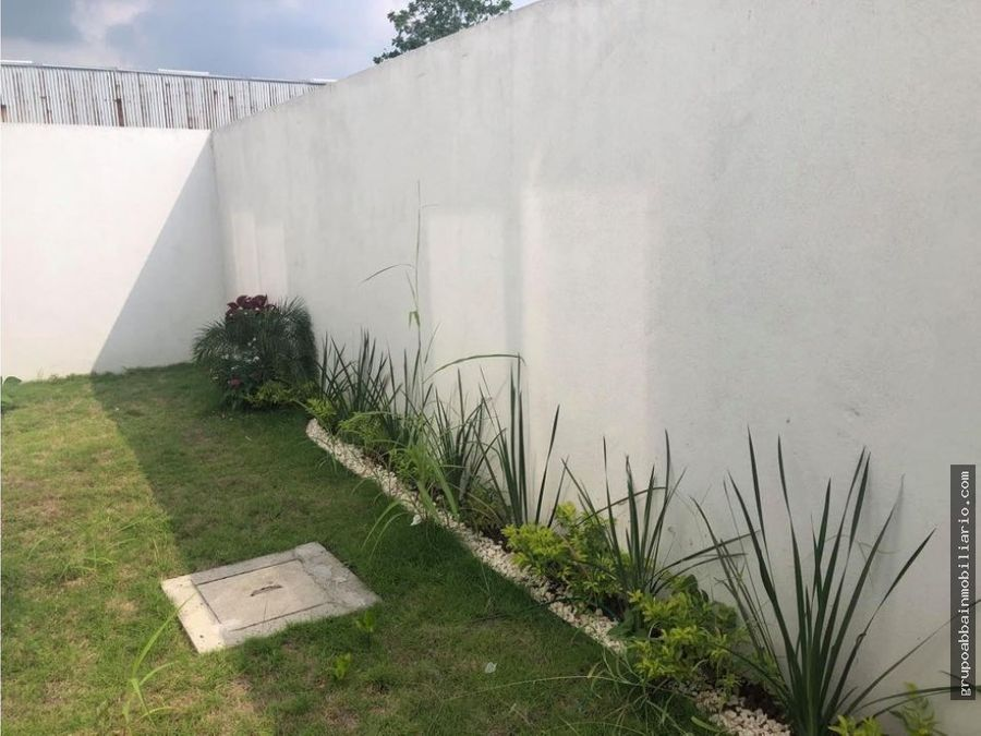 casas nuevas en venta dentro de la ciudad de villahermosa en privada